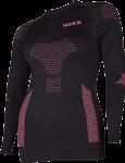 VoXX funkční termoprádlo AP 06 - dámské tričko dlouhý rukáv černá