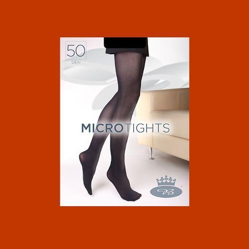 Dámské punčochové kalhoty Boma MICROtights 50DEN poter clay 934f41adec