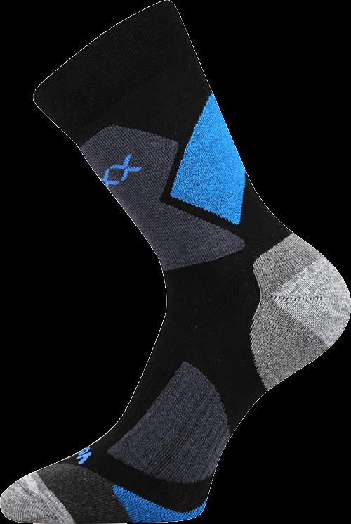 Ponožky VoXX Avion černá