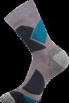 Ponožky VoXX Avion světle šedá