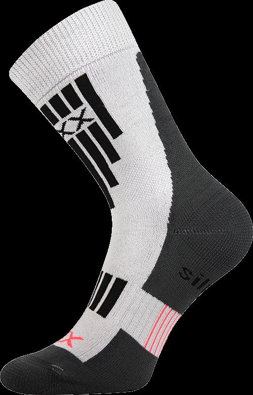 Ponožky VoXX Extrém světle šedá