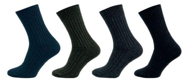 Pánské pracovní ponožky NOVIA - 3 páry