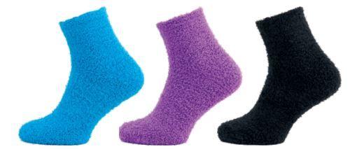 Ponožky NOVIA peříčko modrá