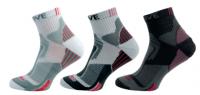 Ponožky NOVIA SILVERTEX Active šedá