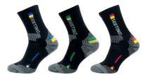 Ponožky NOVIA Thermo Skating zelená