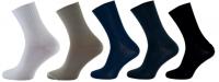 Ponožky NOVIA Lycra Diabet béžová