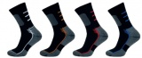 Ponožky NOVIA TREK 2 modrý pruh