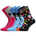Ponožky LONKA Doble mix B