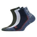 Dětské ponožky VoXX Revoltik mix B - 3 páry