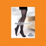 Dámské punčochové kalhoty Boma MICROtights 50DEN autumn glory