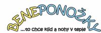 logo www.beneponozky.cz