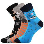 Dámské ponožky Boma Xantipa mix 55 - 3 páry