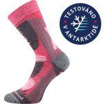 Dětské ponožky VoXX Vision dětská růžová