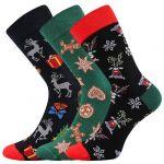 Pánské ponožky LONKA Depate mix J - 3 páry