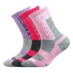 Dětské ponožky VoXX Matrix dětská mix B - 3 páry