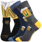 Ponožky VoXX PiVoXX 3 páry mix barev 5 - 1 pár