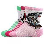 Dětské ponožky Boma Krteček mix B - 1 pár