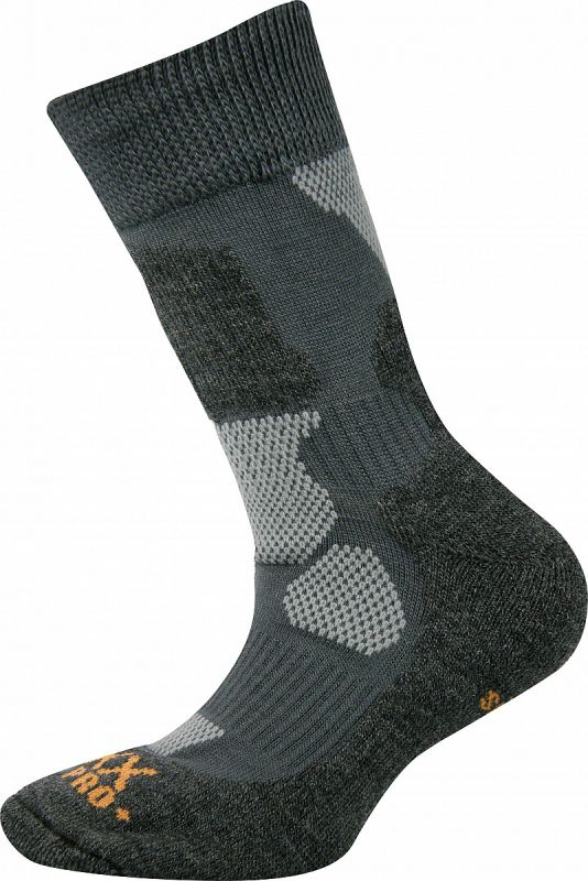 Dětské ponožky VoXX Etrexík tmavě šedá