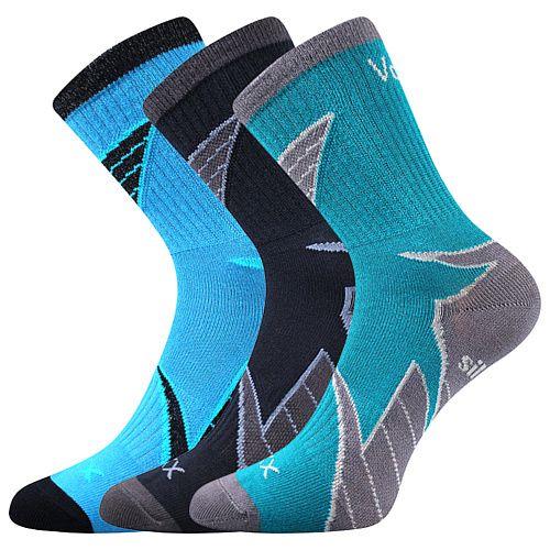 Dětské ponožky VoXX Joskik mix A - 3 páry