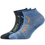 Dětské ponožky VoXX Rexík 01 mix A - 3 páry