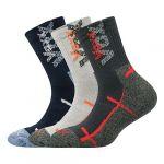 Dětské ponožky VoXX Wallík mix B - 3 páry