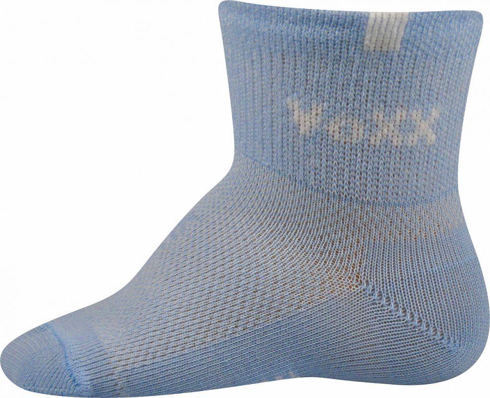 Kojenecké ponožky VoXX Fredíček světle modrá