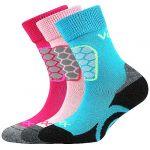 Ponožky VoXX Solaxik mix A - 3 páry