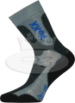 Ponožky VoXX Inpulse světle šedá