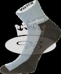Ponožky VoXX Brooke světle šedá