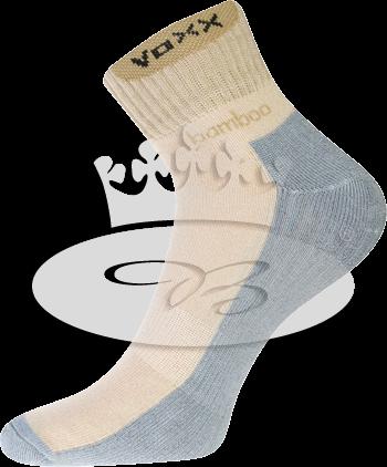 Ponožky VoXX Brooke béžová