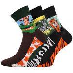 Dámské ponožky Boma Xantipa mix 58 - 1 pár