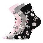 Dámské ponožky Boma Xantipa mix 59 - 3 páry