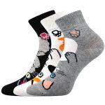 Dámské ponožky Boma Micka - 3 páry