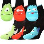 Dětské ponožky Boma Bubu - 3 páry