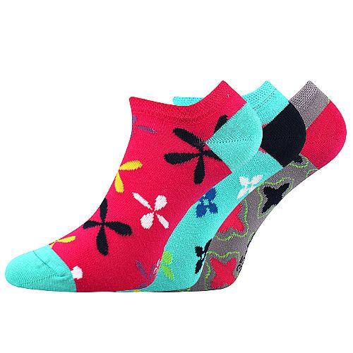 Ponožky Boma Piki mix 53 - 1 pár
