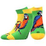 Ponožky LONKA Dabl mix H - 3 páry