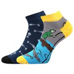 Ponožky LONKA Dabl mix J - 3 páry