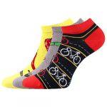 Ponožky LONKA Dedon mix C - 3 páry