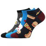 Ponožky LONKA Dedon mix D - 3 páry
