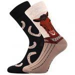 Ponožky LONKA Doble mix H - 3 páry