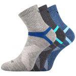 Ponožky sportovní VoXX Rexon mix A - 3 páry
