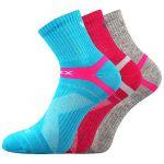 Ponožky sportovní VoXX Rexon mix B - 3 páry