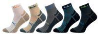 Sportovní ponožky NOVIA Relax MIX 5 párů