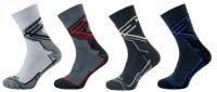 Ponožky NOVIA Thermo Hiking šedá