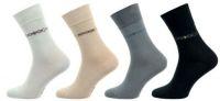 Ponožky NOVIA Comfort se stříbrem MIX 5 párů