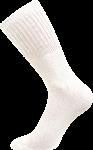 Ponožky Boma 012-41-39 Treking bílá - 3 páry