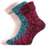 Dámské ponožky VoXX Tery - 3 páry