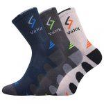 Dětské ponožky VoXX Tronic dětská mix B - 3 páry