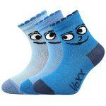 Kojenecké ponožky VoXX Kukik mix A - 3 páry