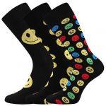Pánské ponožky LONKA Wearel 025 mix A - 3 páry